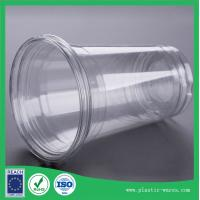 PET Plastic clean disposable drinking cup 420 ml for hotel or restaurant using Manufactures