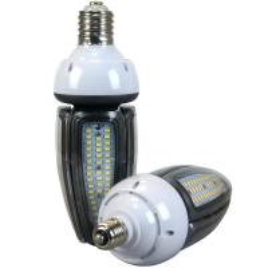 140Lm / Watt  IP65 30w Led Corn Light Bulb For Garden Lighting , 100-277 Vac Manufactures