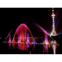 Musical Fountain Running fountain Dancing Fountain Jumping Jet Fountain Manufactures