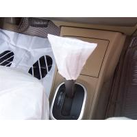 handbraker cover, car seat cover, disposable cover, pe car foot mat, gear cover Manufactures