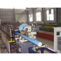 Round pipe roll forming machine for downspout making Manufactures