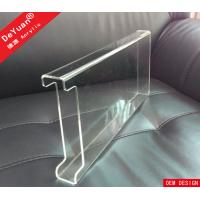 Clear Small Pocket Acrylic Sign Holders Catalog Holder Tiny Box Manufactures