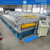 1200mm Aluminium width Metrocopo Roll Forming Machine With lifetime service Manufactures