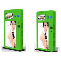 Interactive Payment ATM Teller Machine Cash Kiosk With Touch Screen , LCD Display Manufactures