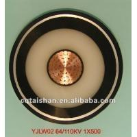 China Superior Quality 500kv XLPE insulated High Voltage Power Cable on sale