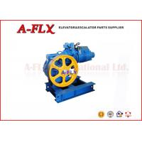 China 26KW Elevator Gearless Traction Machine With Sheave for T-S/E311 on sale
