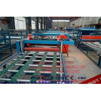Concrete Sandwich Wall Panel Making Machine / Wall Panel Manufacturing Equipment Long Life Manufactures