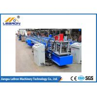 Quality Easy Operation C Z Purlin Roll Forming Machine 147 Model With 23 Stations for sale