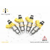 23250-15030 Car Fuel Injector For 1991-1995 Toyota Corolla AE100 Carina AT192 5AFE Manufactures