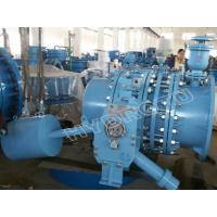 Quality DN 600mm Hydraulic Heavy Hammer Lug Style Butterfly Valve Hydropower Station Use for sale