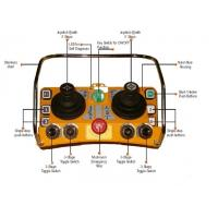 Joystick Wireless Hoist Remote Control F24-60 Wired Professional Joystick Control Manufactures