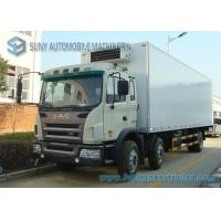JAC 20 tons freezer refrigerated truck and trailer for sale in Madagascar Manufactures