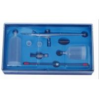 High Performance Double Action Airbrush Set For Makeup / General Art Work AB-131S Manufactures