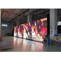 Quality 2.6Mm Pixel Pitch Indoor Led Screen For Hire With Deep Contrast Levels And for sale