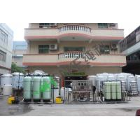 Industry Reverse Osmosis For Hotel Drinking Water Purification With Sand Carbon Softener Manufactures