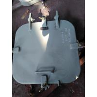 Marine Steel Small Hatch Covers / Boat Hatch Covers 530×530 mm / 830×830 mm Manufactures