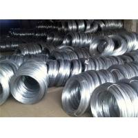 China GB JIS High Carbon Steel Wire , High Tensile Prestressed Mild Steel Spring Wire on sale