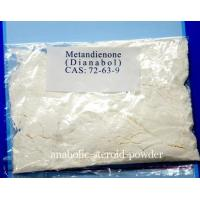 White Muscle Bodybuilding Supplements Steroids Methandrostenolone For Man Manufactures