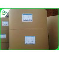 Quality Strength Food Grade Paper Roll 70 * 100 cm 60gsm - 120gsm Kraft Paper Sheets for sale