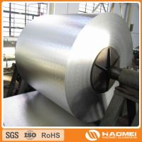 Best Quality Low Price 0.02-8mm 1100 h14 h18 3003 h14 5052 h26 aluminum coil used in air conditioning Manufactures