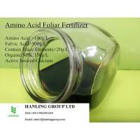 Quality Amino Acid Foliar Fertilizer for sale