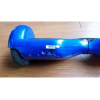 China Blue Standing Smart Electric Self Balancing Scooter Board With Bluetooth Speaker on sale