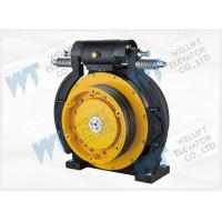 Permanent Magnet Synchronous Elevator Motor / Gearless Elevator Traction Machine With Outer Rotor Structure Manufactures