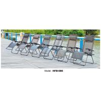 folding beach chair with headrest camping chair beach chair folding chair Manufactures