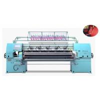 Auto Industrial Quilting Machines Computerized , Multi Needle Machine High Precise Quilts Manufactures
