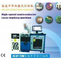 Buy cheap Laser Marking Machine (HS DP-100W) from wholesalers