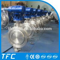triple offset wafer butterfly valve, butterfly valve wenzhou Manufactures