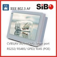 """Q896 7"""" Wall Mount Android Tablet With Temperature And Humidity Sensor"""