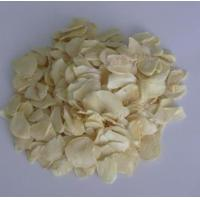 China Whole Part Dried Garlic Granules Flakes Natural Garlic White Color Carton Packing on sale