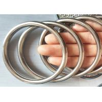 Weldless Stainless Steel Round Ring For Collars Leashes And Harnesses 3mm-13mm Manufactures