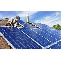 Grid Connected Residential Solar Power Systems / Home Solar System 1 Kw Manufactures