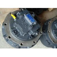 Volvo EC50 Excavator 80Kgs Final Drive Motor TM07VC-04 24.1rpm / 47rpm Output Speed Manufactures