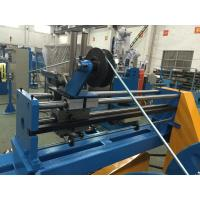 China Double Shaft Wire Extruder Machine For Silver Jacketed Wires Φ0.5~3.0 on sale