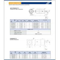 High Quality Excavator Large Torque Worm Gear Slew Drive Made in China