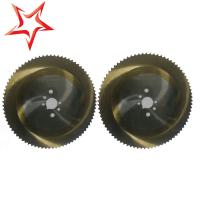 Reciprocating Carbide High Speed Steel Circular Saw Blades For Stainless Steel Manufactures