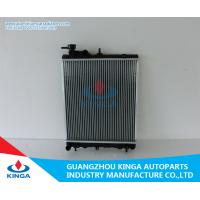 Tube Fin Type Automotive Radiator Aluminum Car Radiator For Hyundai ATOS 99 - 00 Manufactures