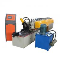 Buy cheap Hydraulic Wring C/Z 80-300 C Purlin Roll Forming Machine Automatic Production from wholesalers