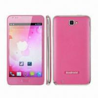 N8000 Smartphone, Android 4.0 OS/MTK6575 Platform/1.0GHz/3G/TV/GPS/WiFi/5.0-inch Screen/Dual SIM Manufactures