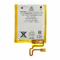 China 220mAh iPod Nano Mobile Phone Battery Replacement Energy Saving on sale