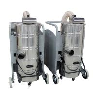 High Efficiency Industrial Wet Dry Vacuum Cleaners with Stainless steel frame Manufactures