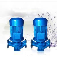 Horizontal Single Stage Centrifugal Pump Cast Iron Stainless Steel Clean Water Boost ISG Vertical Pipeline Manufactures
