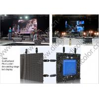 P6.4 Indoor Led Display Screen die-casting hanging installation Manufactures