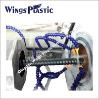 PE Carbon Corrugated Pipe makeing machine / facility Manufactures