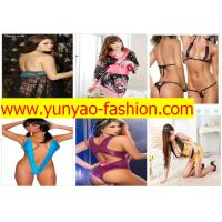 China Europe and American style Bra panty&lingeries from china factory on sale