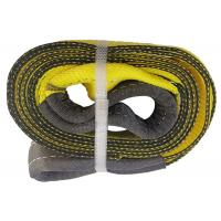 100% Polyester Heavy Duty Tow Straps Emergency Off Road Truck Accessories Manufactures
