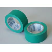Quality Single Color PVC Shiny Film Coated With Rubber-based Adhesive Tape Ideal For for sale